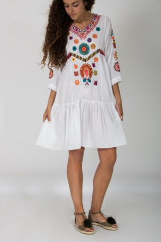 EMBROIDERY TUNIC