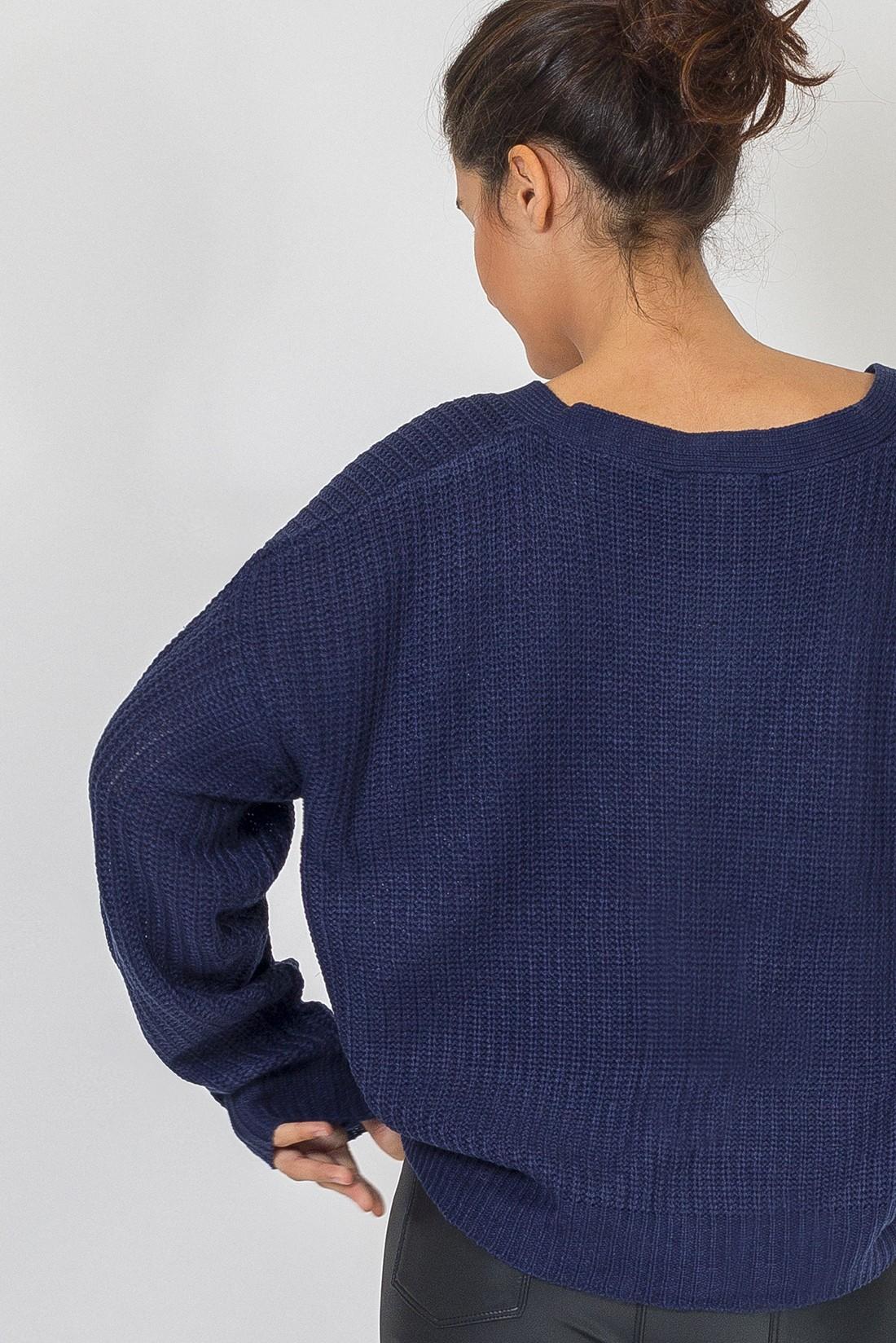 Casaco Saes Tricô Com Botões Dourado | Casaco, Suéter