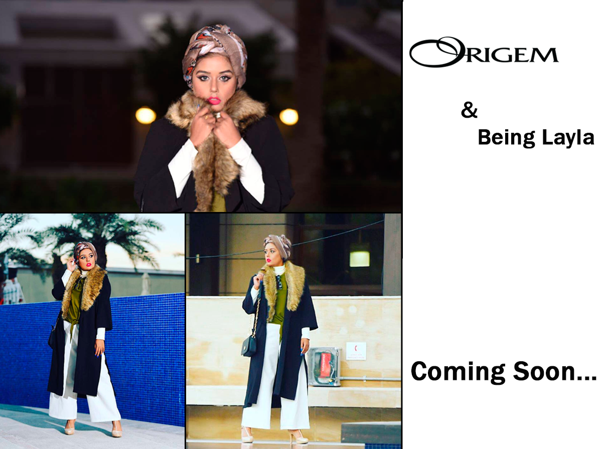 COMING SOON | ORIGEM BEING LAYLA